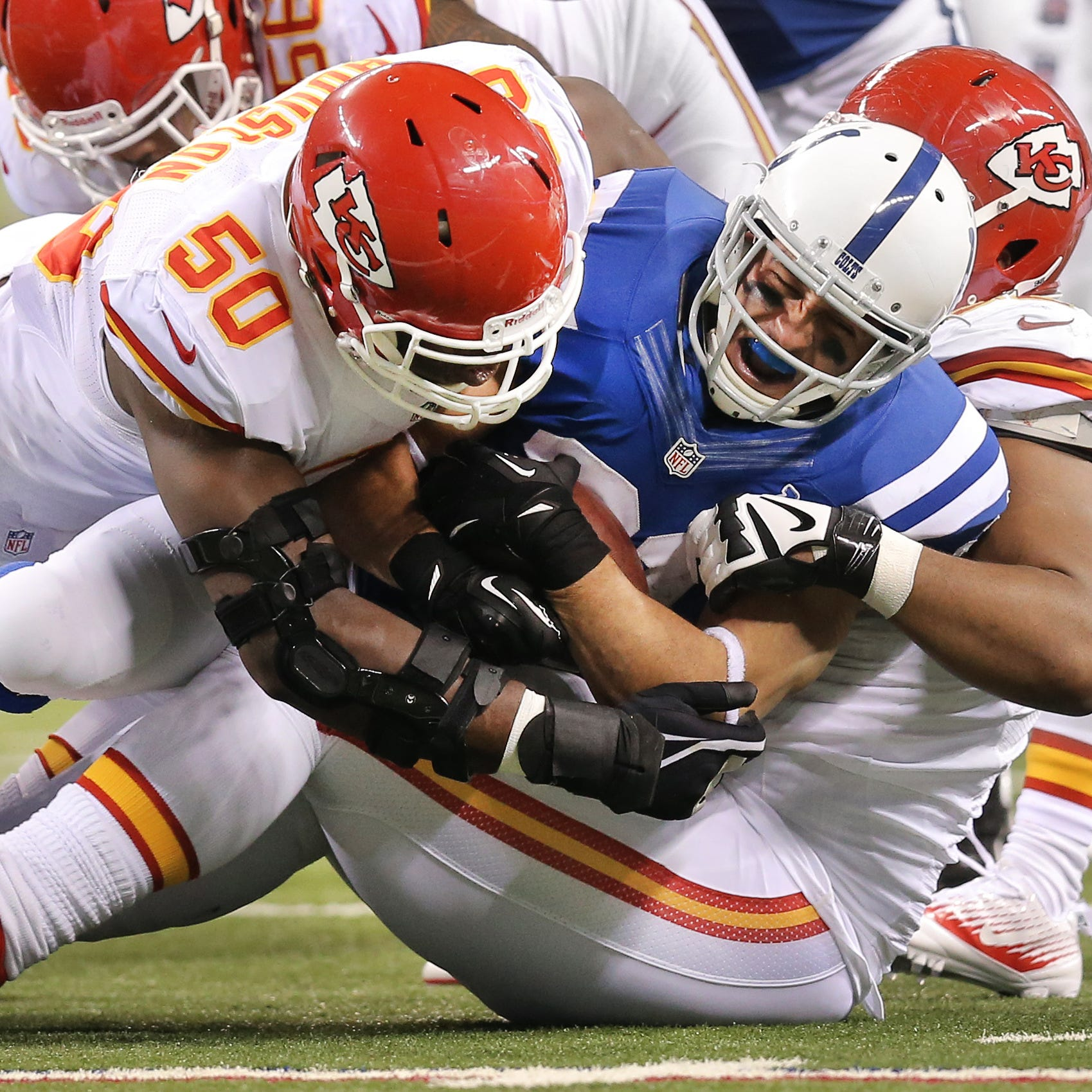 Insider: Why shifting from Chiefs defense to the Colts makes Justin Houston's job easier