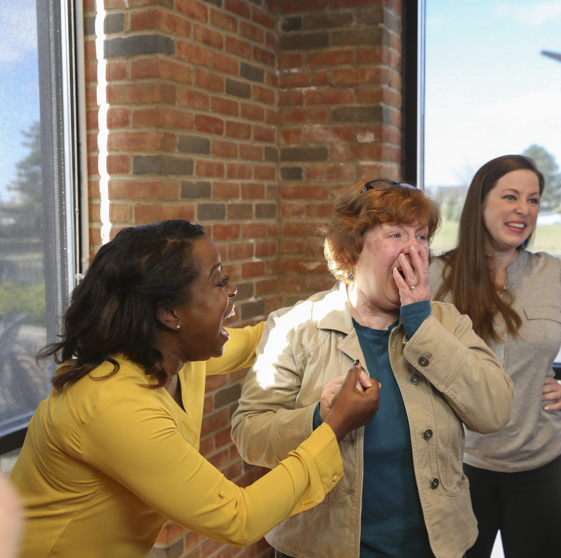 Indiana woman wins Montana home in HGTV Dream Home Giveaway
