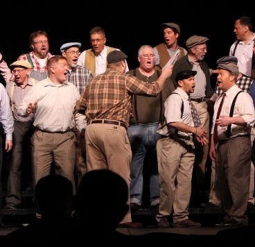 The Music Man still packs a crowd-pleasing punch