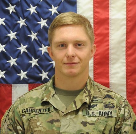 Army Ranger Ethan Carpenter, of Trumansburg, remembered as kind, loving and fearless