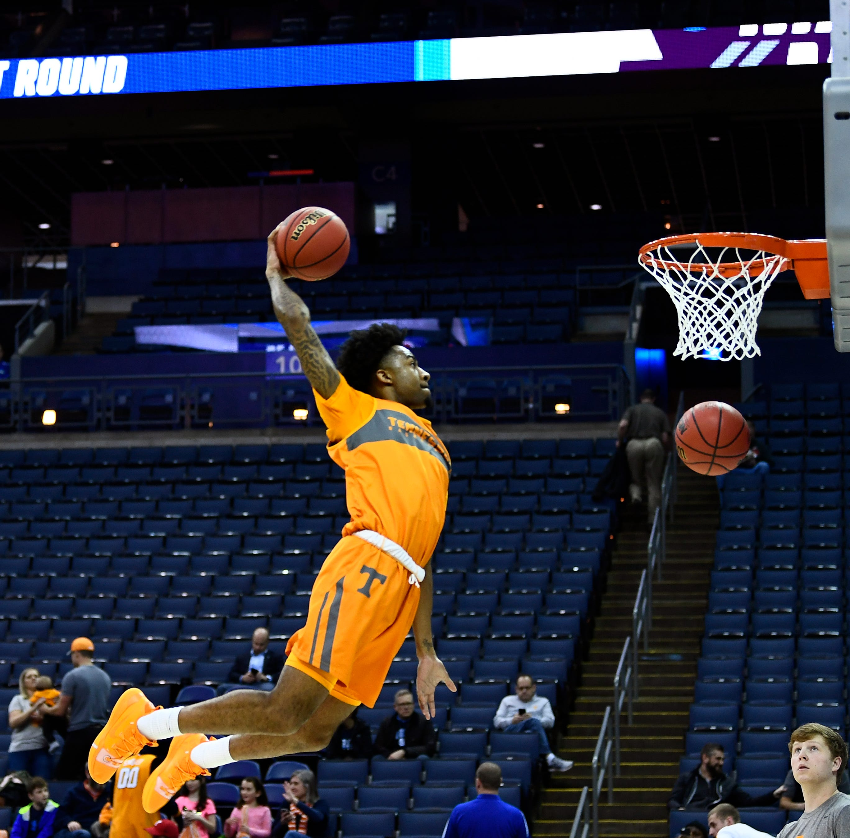 NCAA Tournament: Why Tennessee basketball says it's not like No. 2 seeds that lost to No. 15s