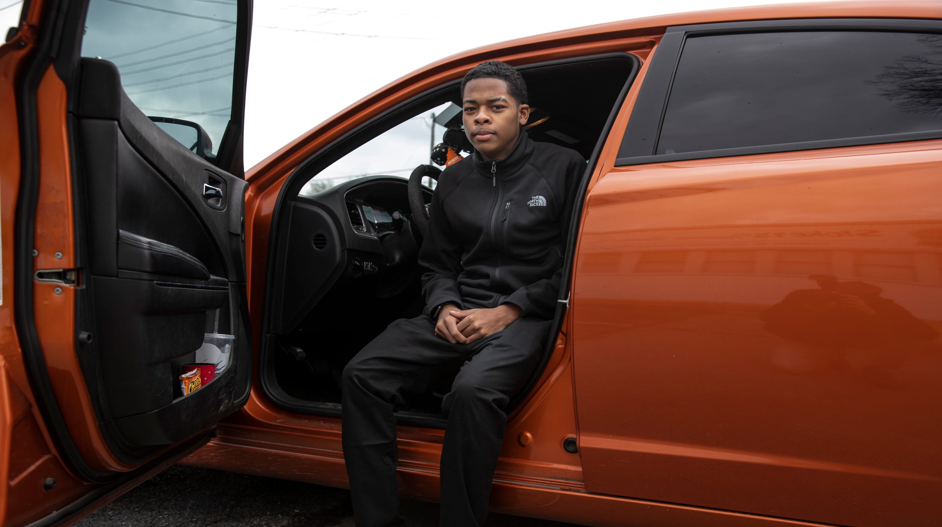Louisville police face heat after black teen's traffic stop