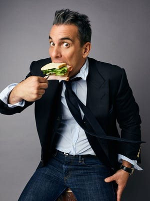 Comedian Sebastian Maniscalco returns to Louisville's Brown Theatre in April