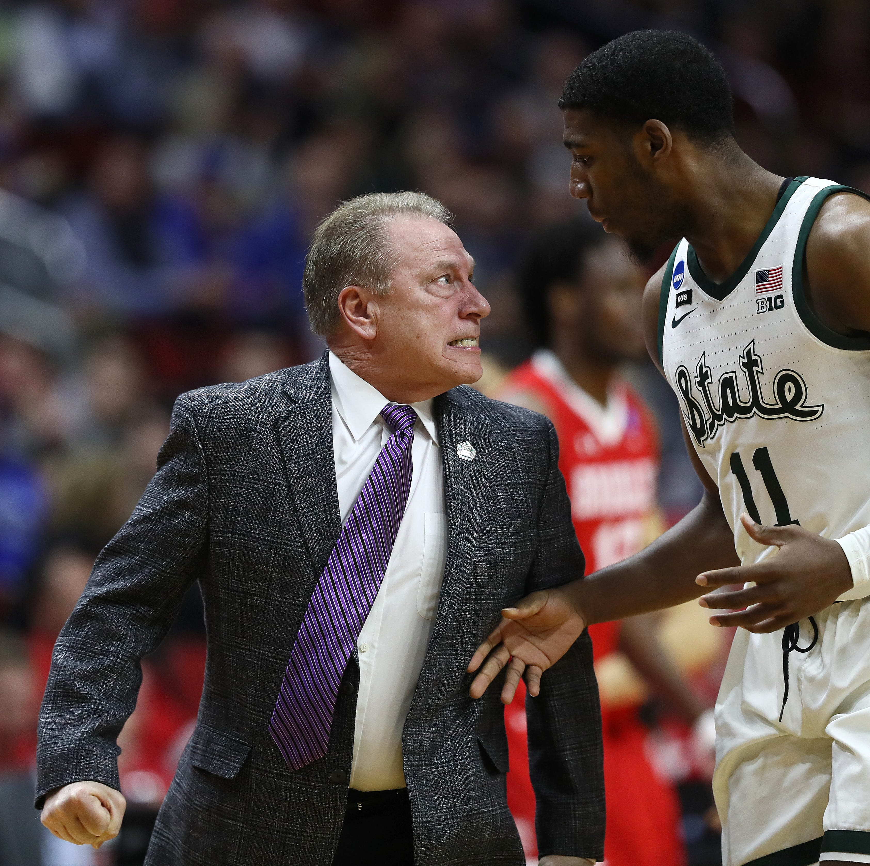 TML:  Tom Izzo is a bully and an embarrassment