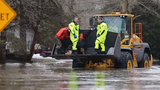 Residents along the Manitowoc River at 41st and Archer streets were evacuated March 21 as a result of rising waters.