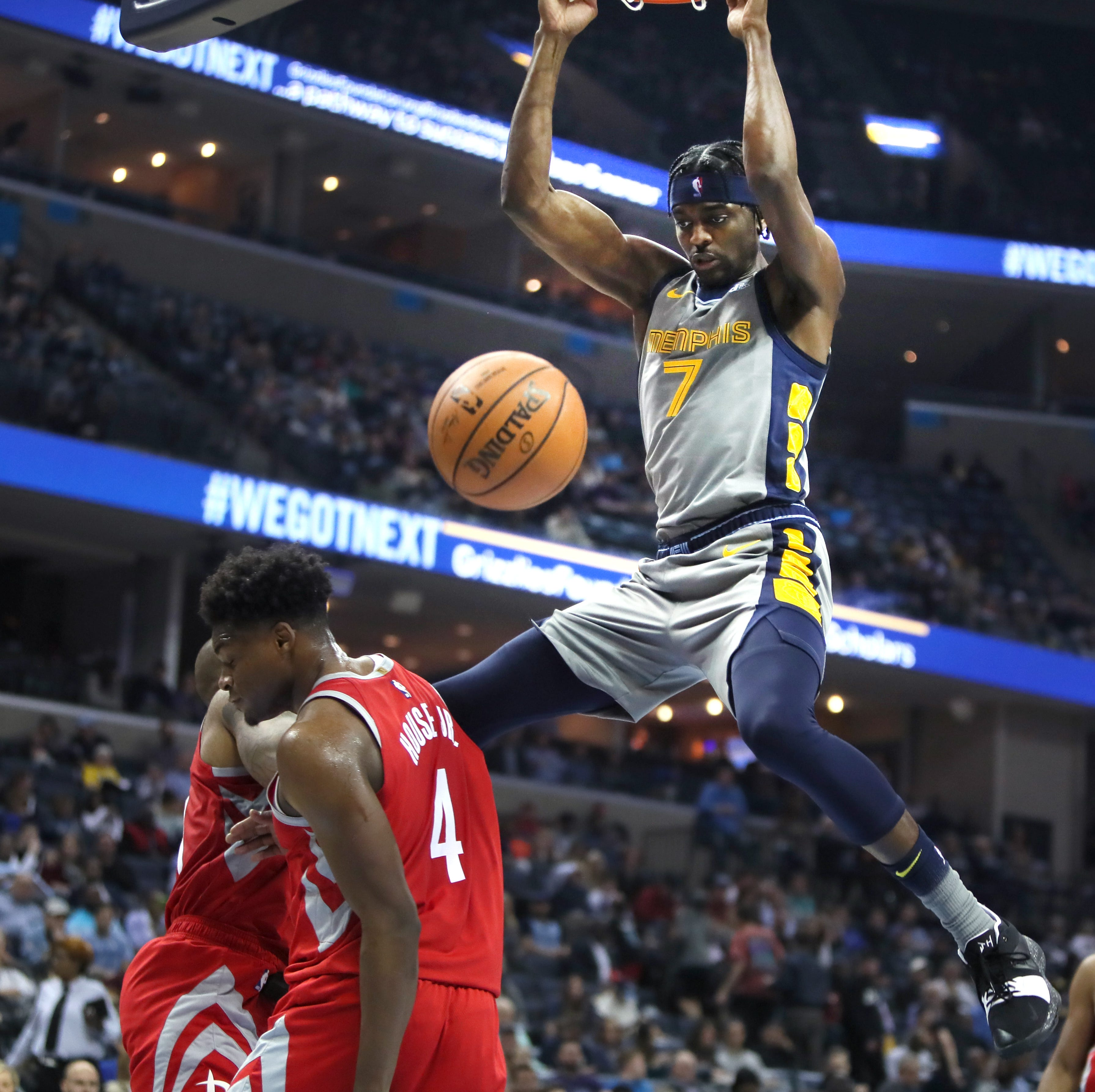Game Recap: Memphis Grizzlies 126, Houston Rockets 125