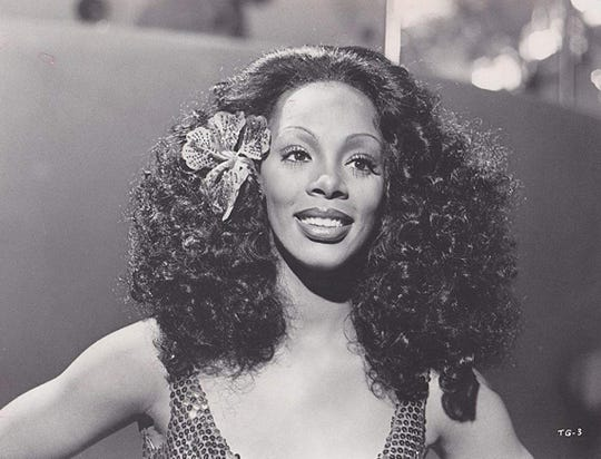 "Disco diva Donna Summer stars in ""Thank God It's Friday."""