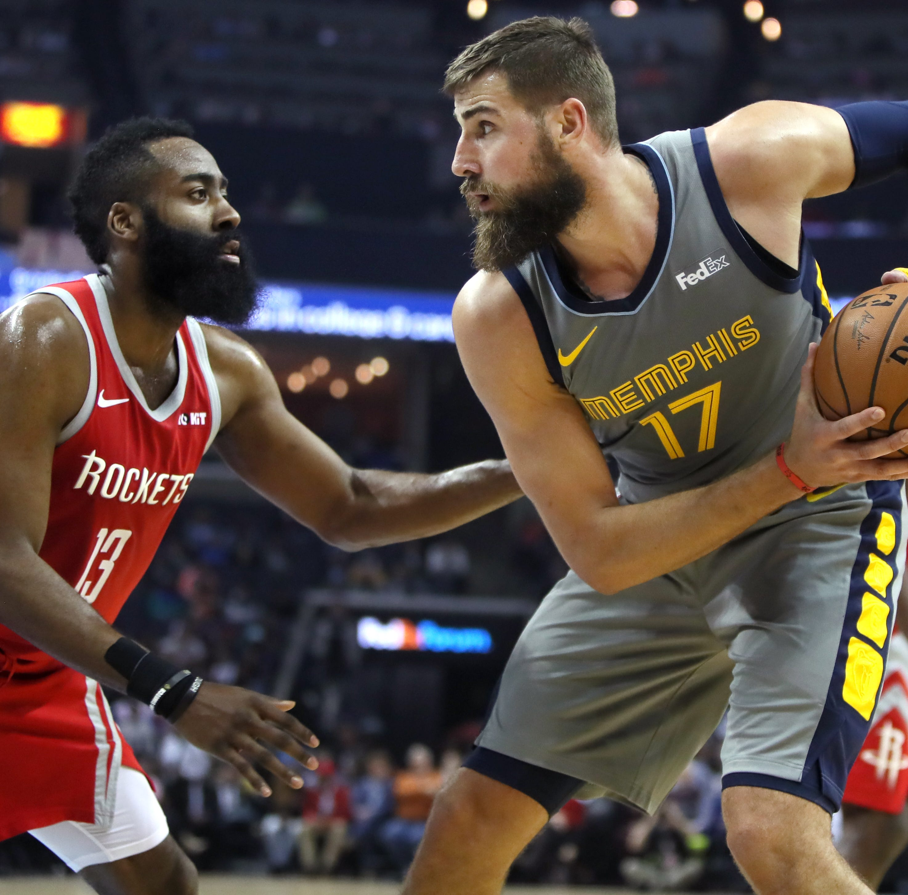 Jonas Valanciunas loved role with Grizzlies after Raptors trade