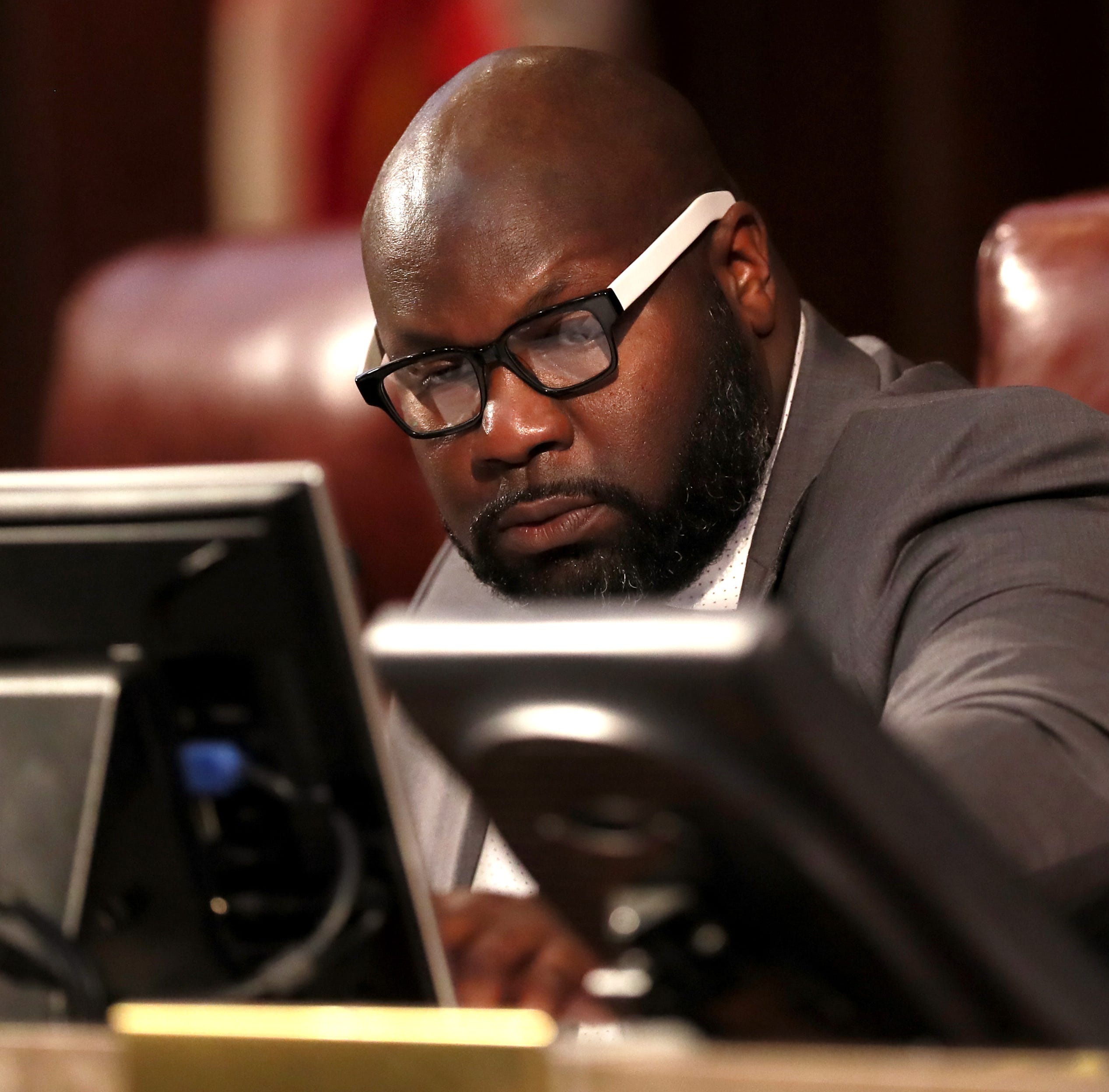The 9:01: Challengers look to unseat Memphis Council's embattled Berlin Boyd