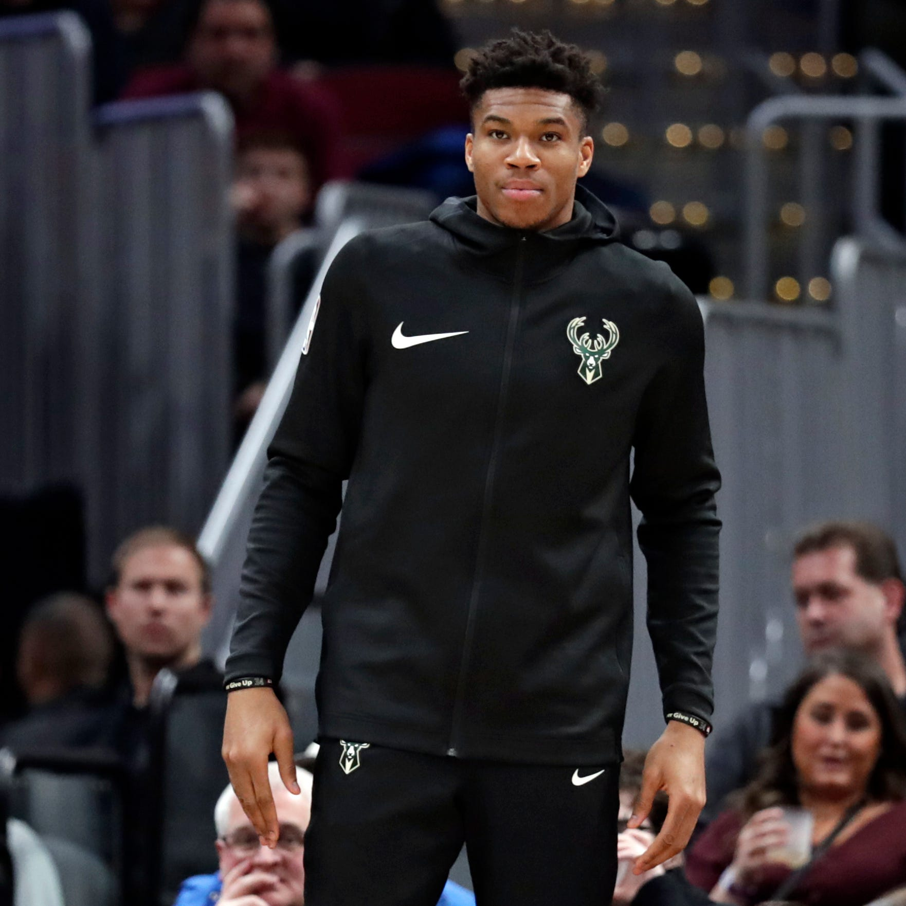 The suddenly struggling Bucks are trying to stay focused and stabilize over final 10 games
