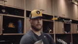 Brewers Pitcher Jimmy Nelson on his rehab status and where he goes from here