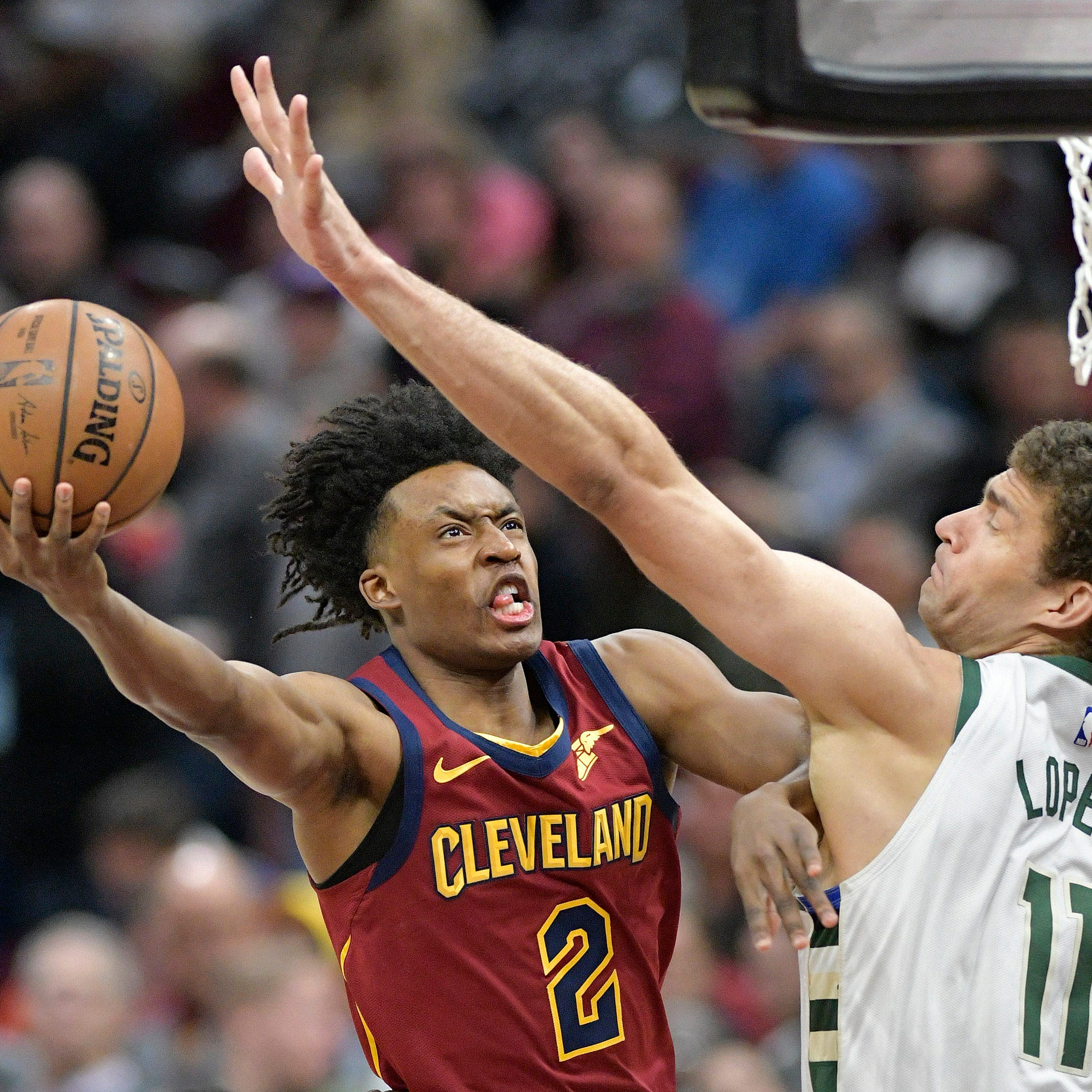 Cavaliers 107, Bucks 102: Missing pieces too much to overcome at finish
