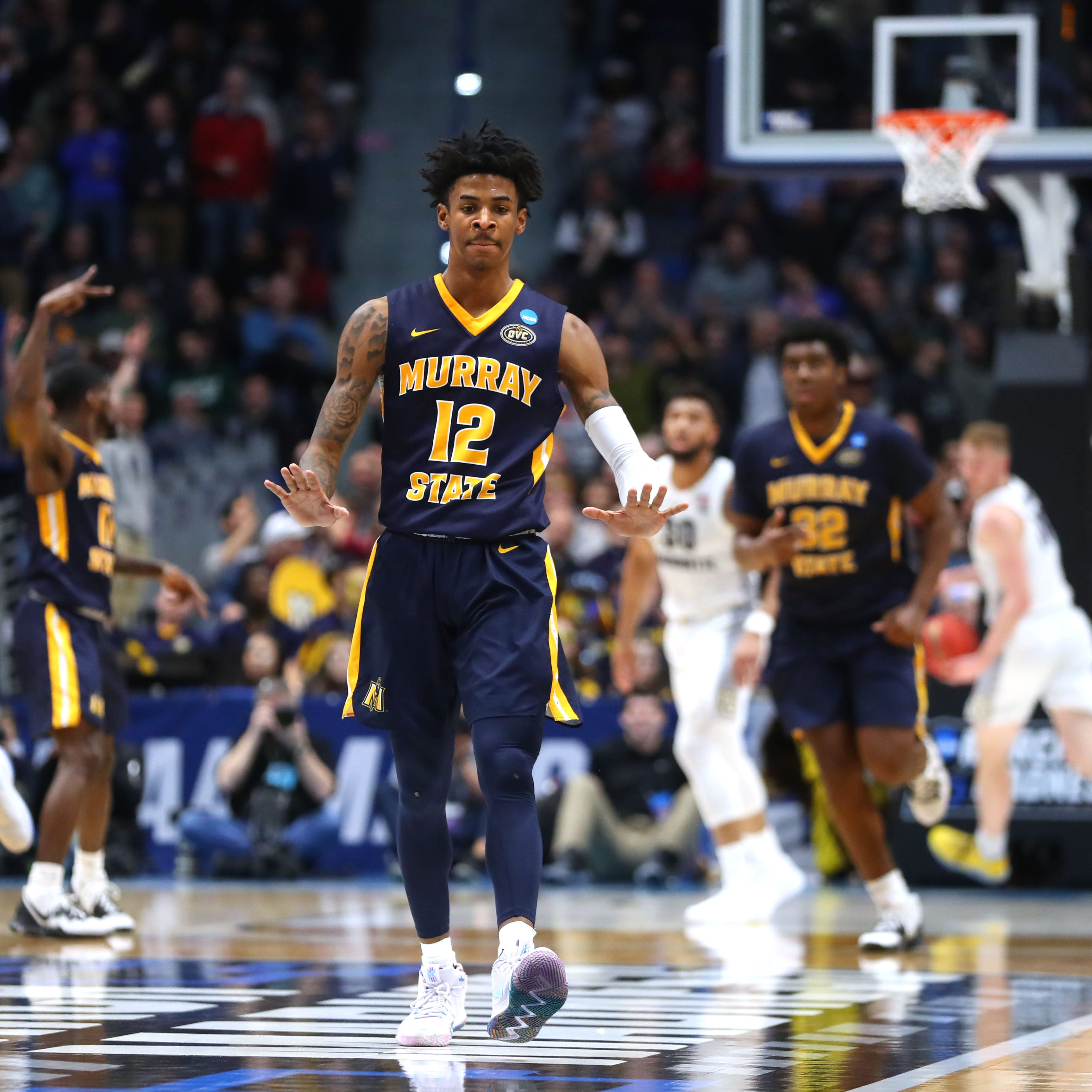 Murray State 83, Marquette 64: The Golden Eagles fell flat in their NCAA Tournament opener