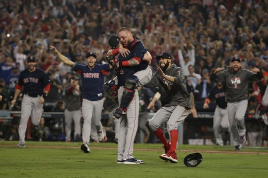 Will the Boston Red Sox repeat as World Series champions? Two writers on our prediction panel say no.