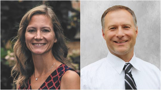 Kelly Szesterniak has been hired as the new principal for Pilgrim Park Middle School. Matt Schroeder will be the new principal at Wisconsin Hills Middle School.