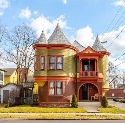 Unreal Estate: A whimsical, colorful Muncie home in historical district