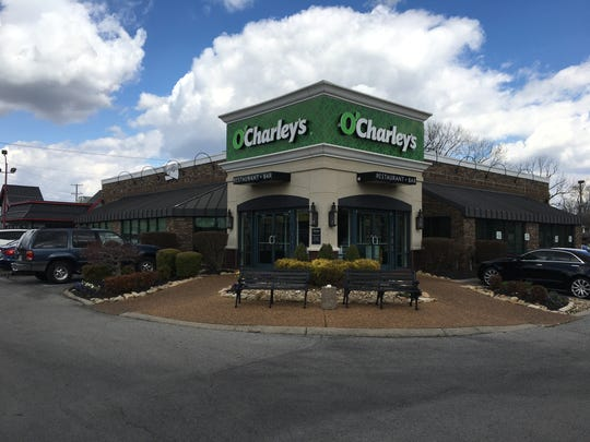 The O'Charley's restaurant at 1006 Memorial Blvd. in Murfreesboro will close Sunday, March 24, 2019, after 33 years in operation.