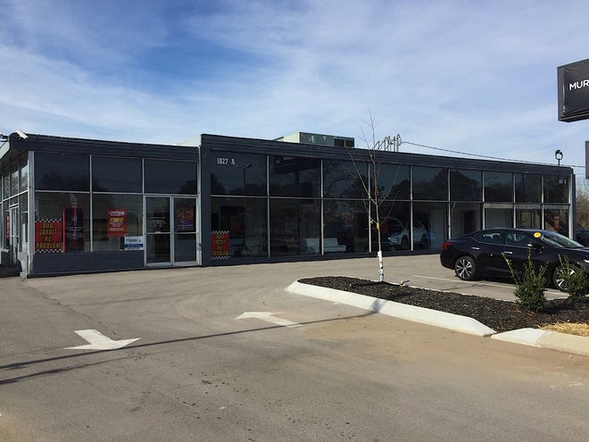 Murfreesboro Mitsubishi dealership opened in late 2018 at 1827 N.W. Broad St.