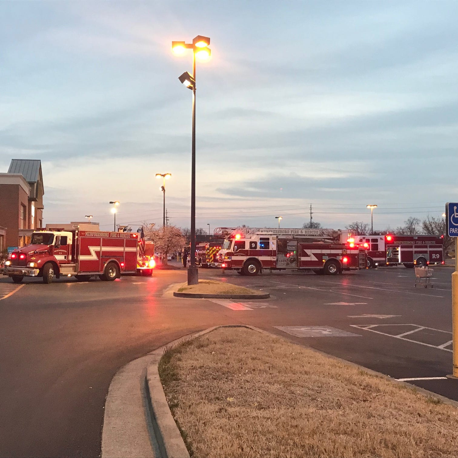 No hazardous materials found after Lascassas Kroger evacuated