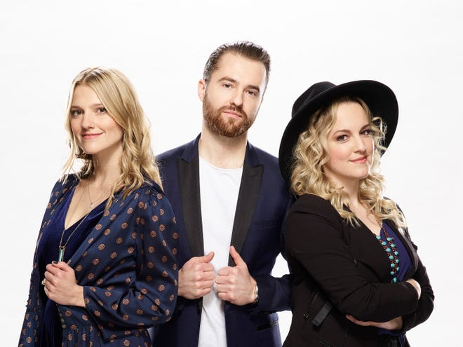 """The Bundys are the first-ever trio on """"The Voice."""""""