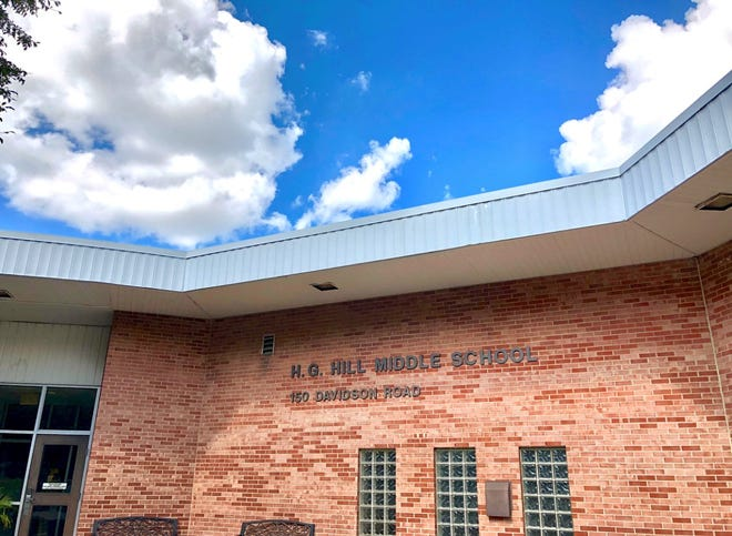 H.G. Hill Middle School
