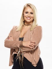 "Nashville singer Abby Kasch is on Kelly Clarkson's team on ""The Voice."""