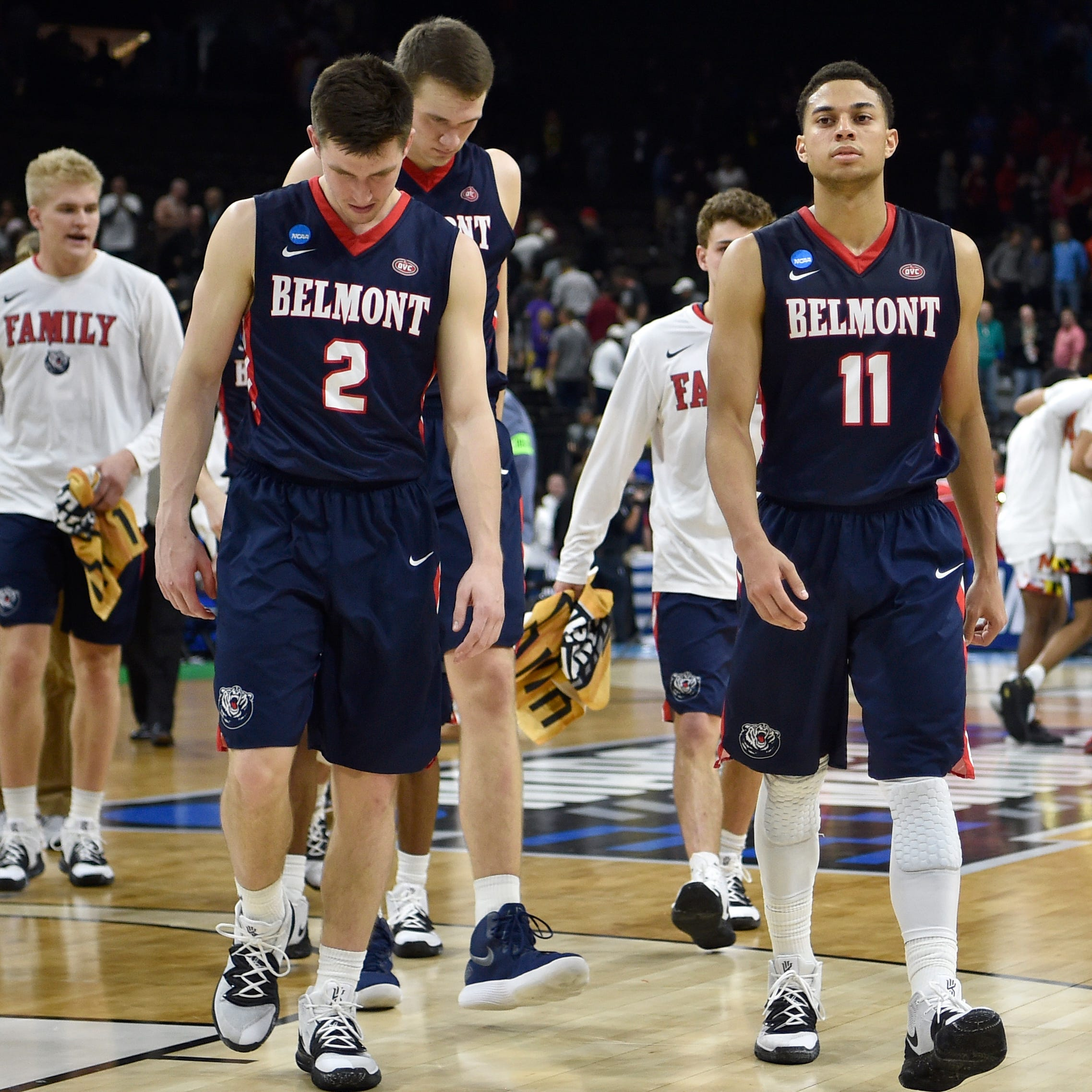 What went wrong on Belmont's late play that would have upset Maryland in NCAA Tournament