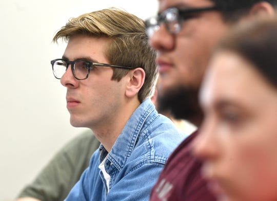 Jackson Decote chose Cumberland University in Lebanon because it is among the four-year institutions that accept Tennessee Promise students.