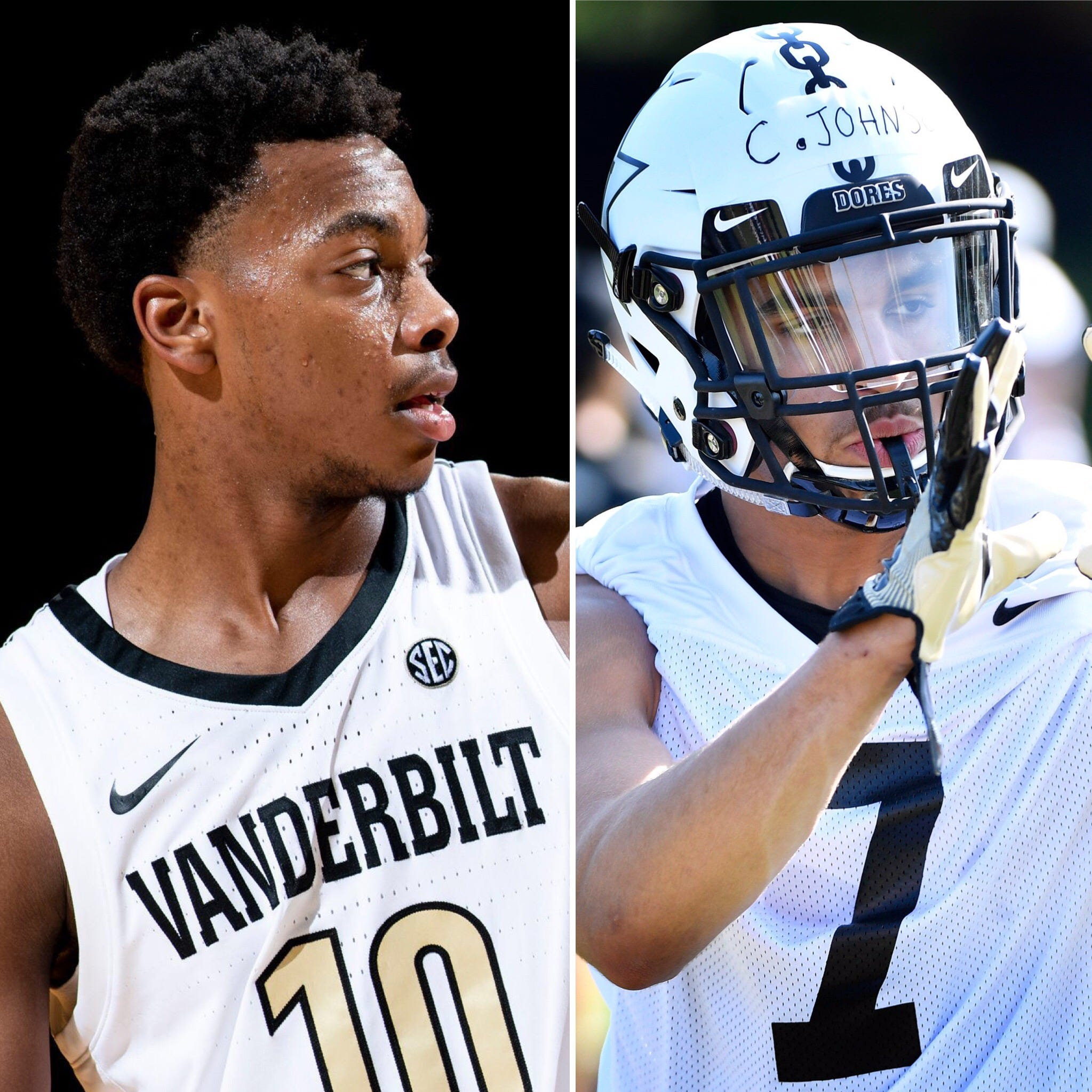 Vanderbilt's Darius Garland is gone, but Cam Johnson is back after frustrating year