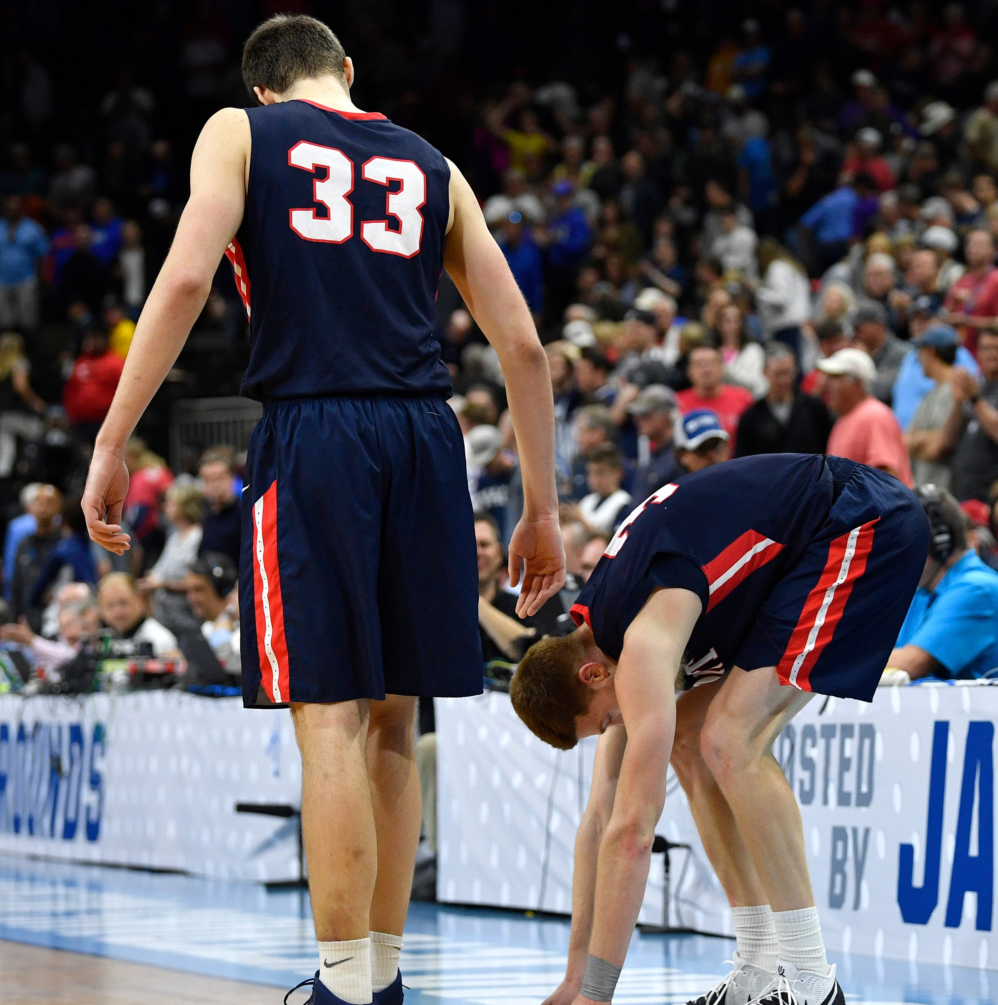 With the ball and a chance to win, Belmont can't deliver last-second upset of Maryland in NCAA Tournament