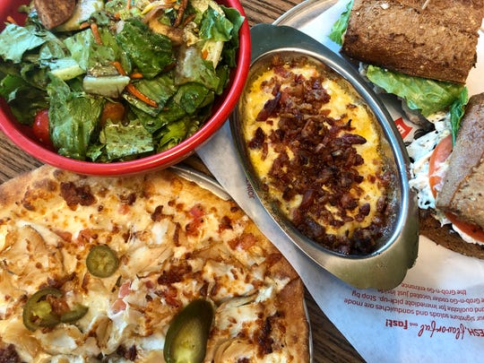 Newk's Eatery's from-scratch menu is Southern inspired. The national franchise opened its first Southwest Florida location in early March in North Naples.