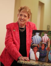 Sally Smith, a Bonita Springs resident is the 2019 Zonta Club Woman of the Year. She is getting the recognition in part for her humanitarian work in Guatamala.