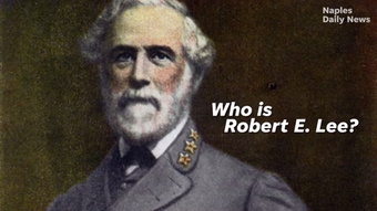 Lee County, Florida was named after Robert E. Lee, but the name has not come without controversy.