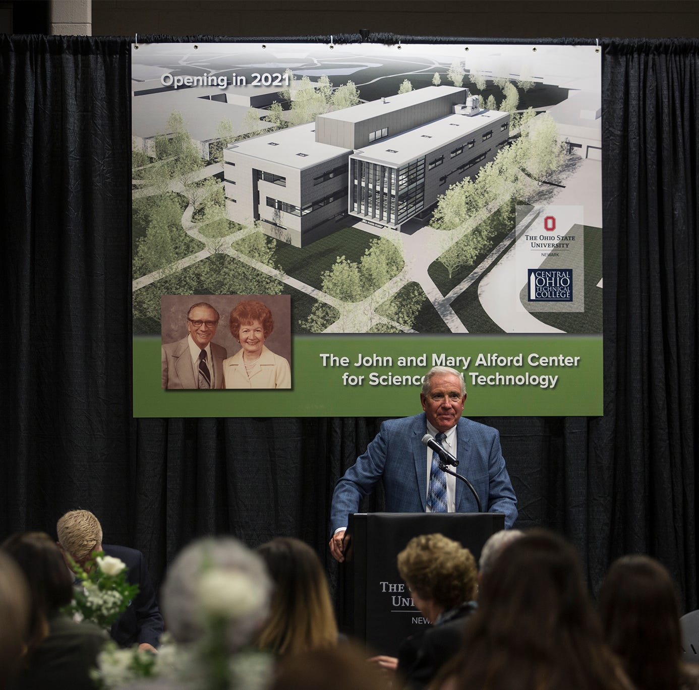 OSU-N, COTC to build science, technology center on campus