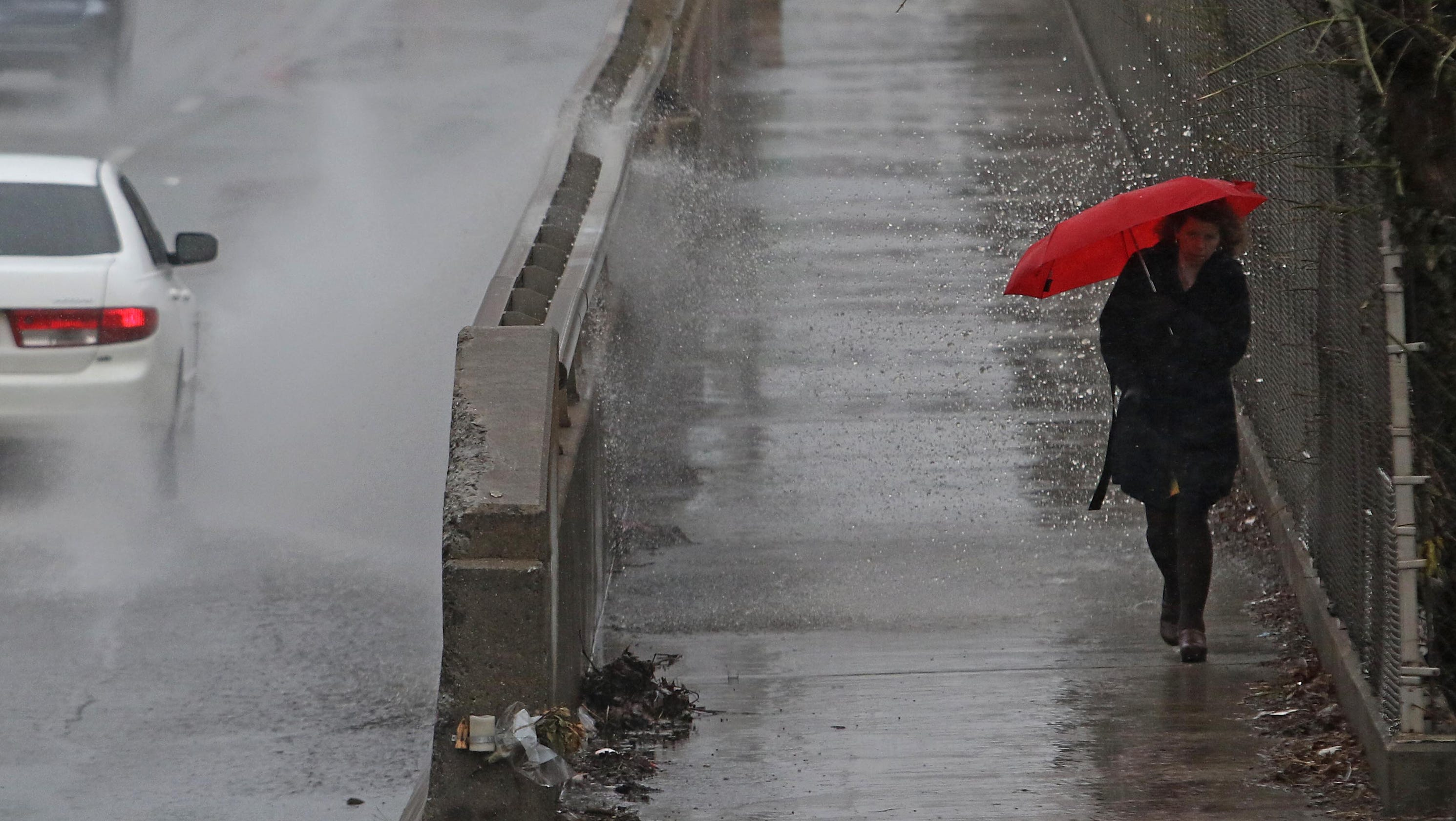 NJ weather: Power outages, NJ Transit delays caused by