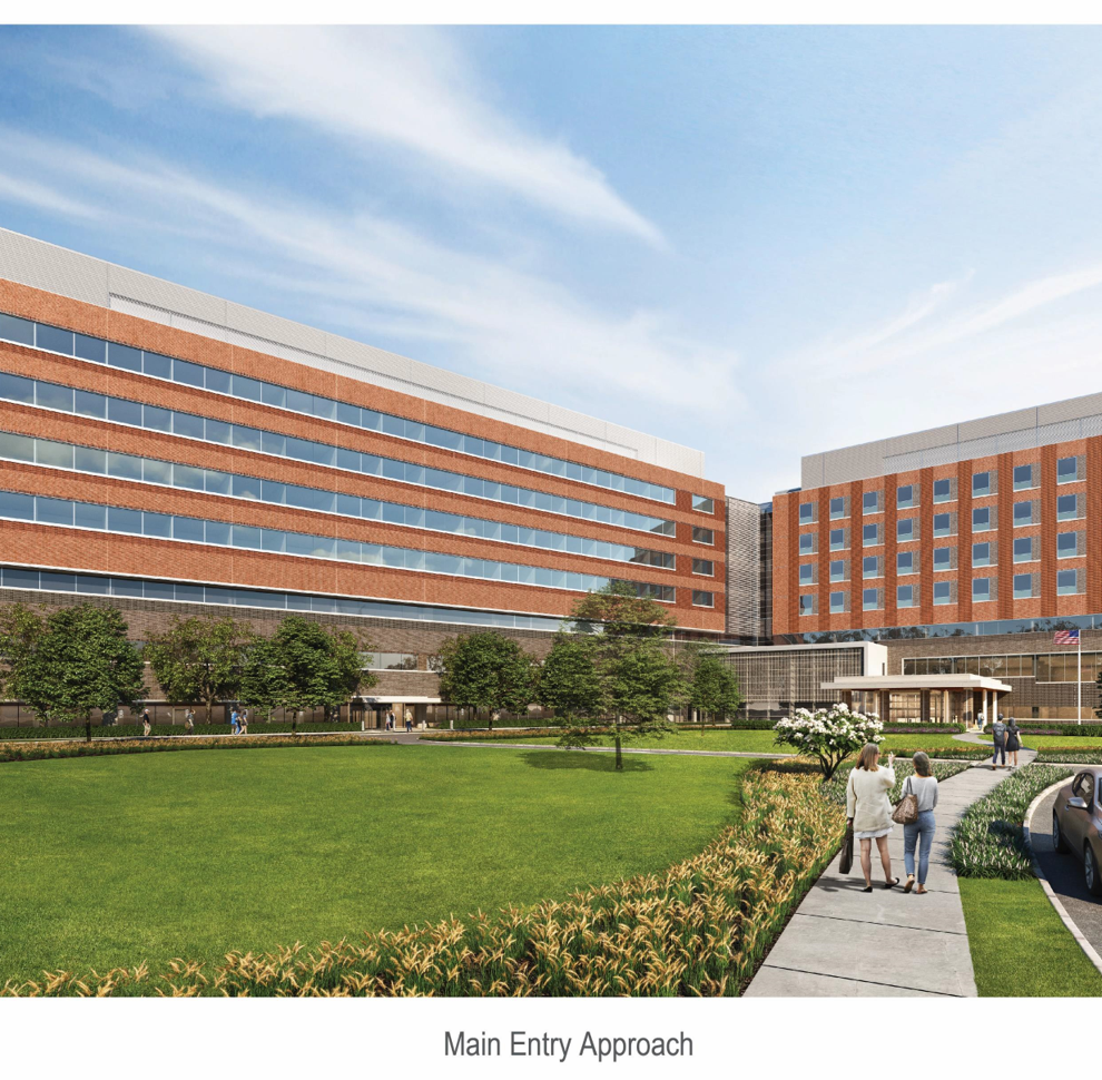 Valley Hospital plan would alter roads in Paramus