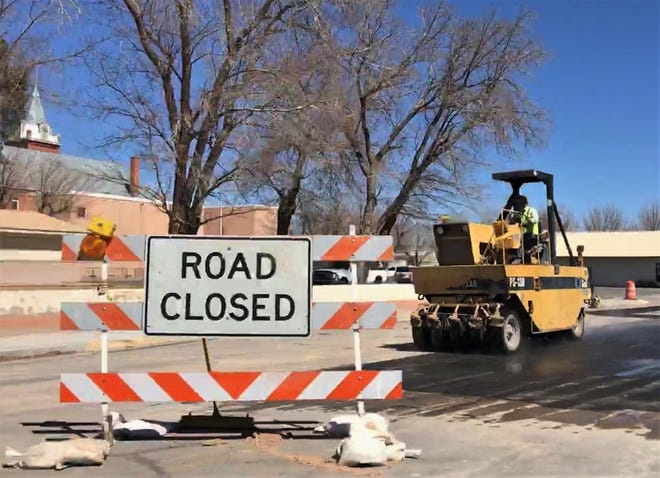 The City of Deming road crews will be resurfacing streets throughout the city beginning July 12 and lasting through July 30, 2021.