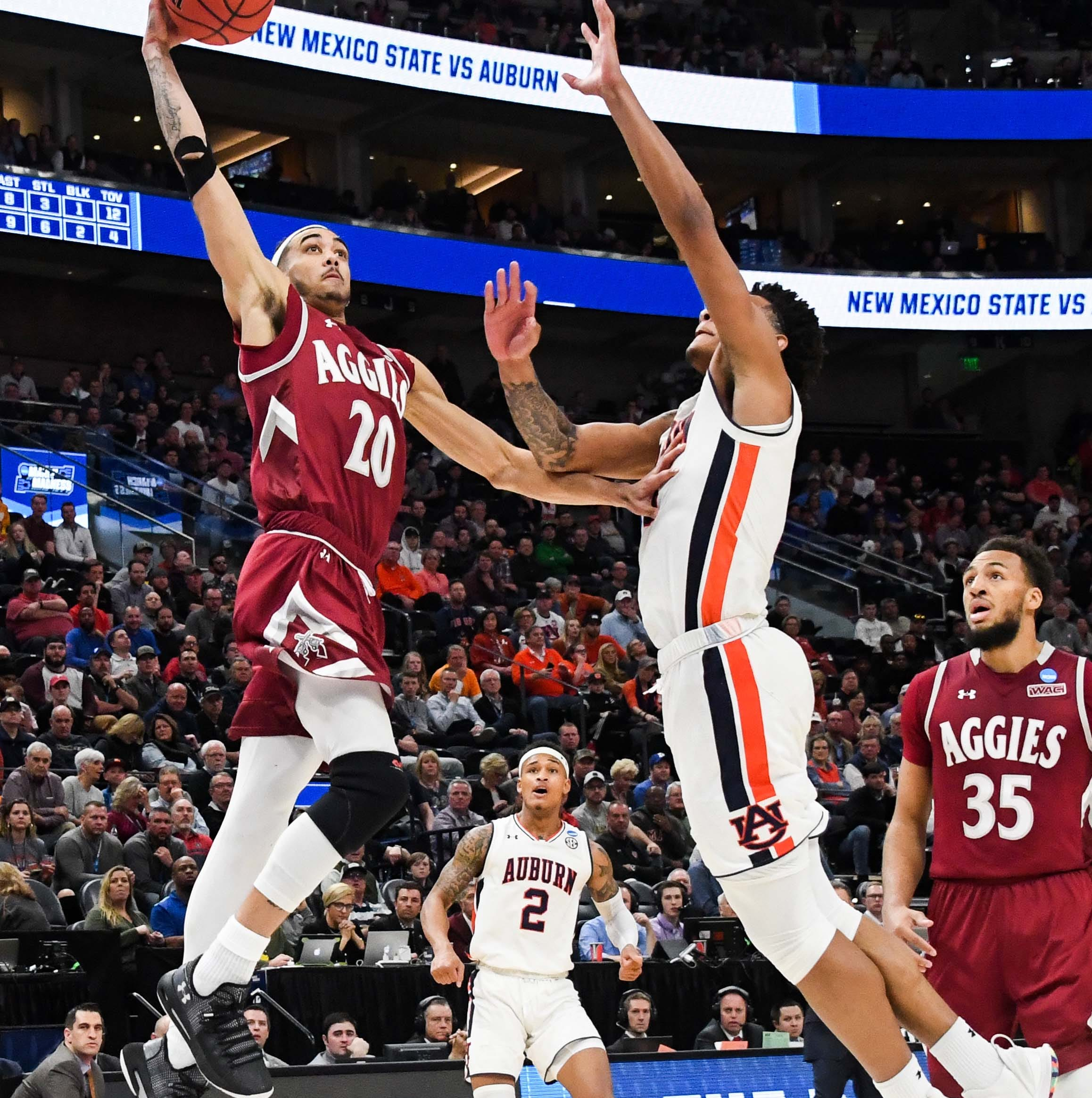 Chris Jans looks to add right pieces to experienced Aggies roster
