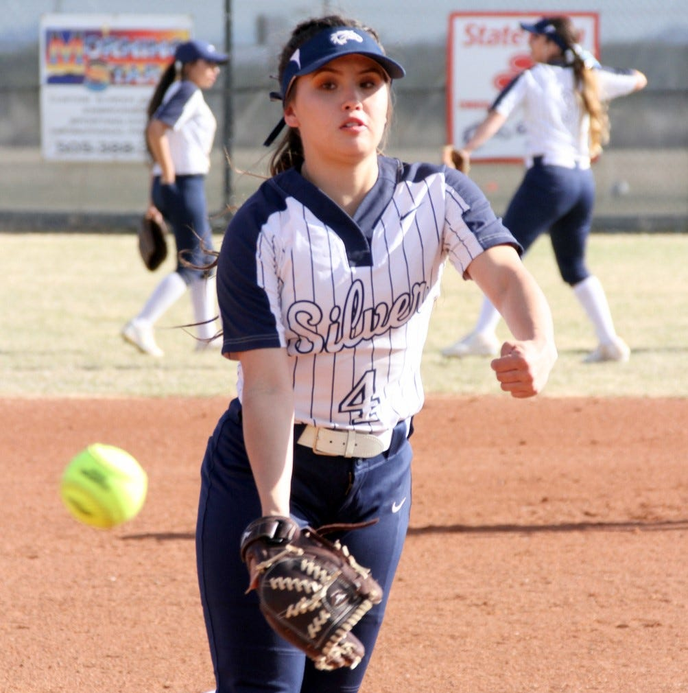 Silver Lady Colts sweep Deming in home twin bill