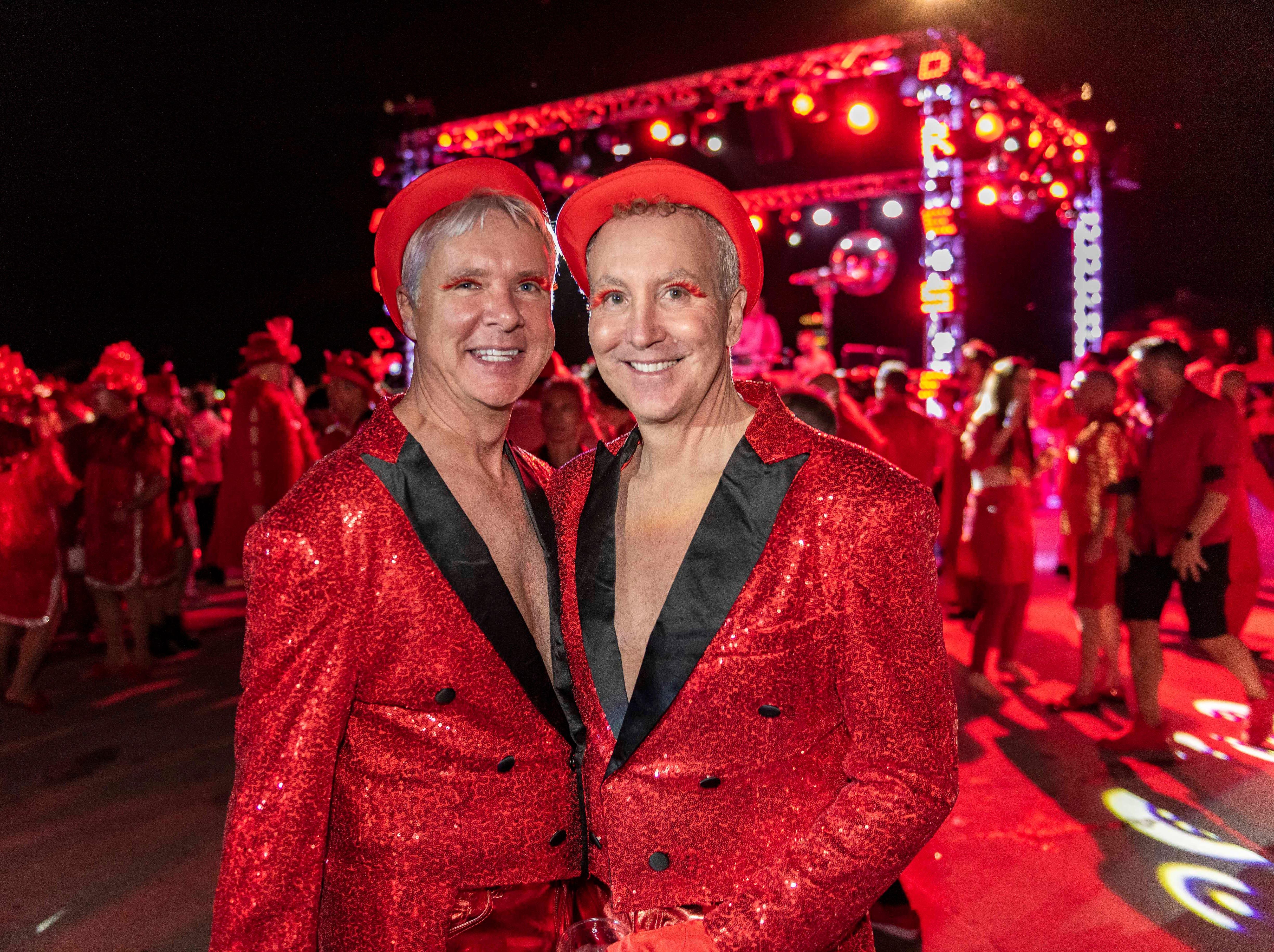 Red Dress Dress Red Gala-An Expressive Event