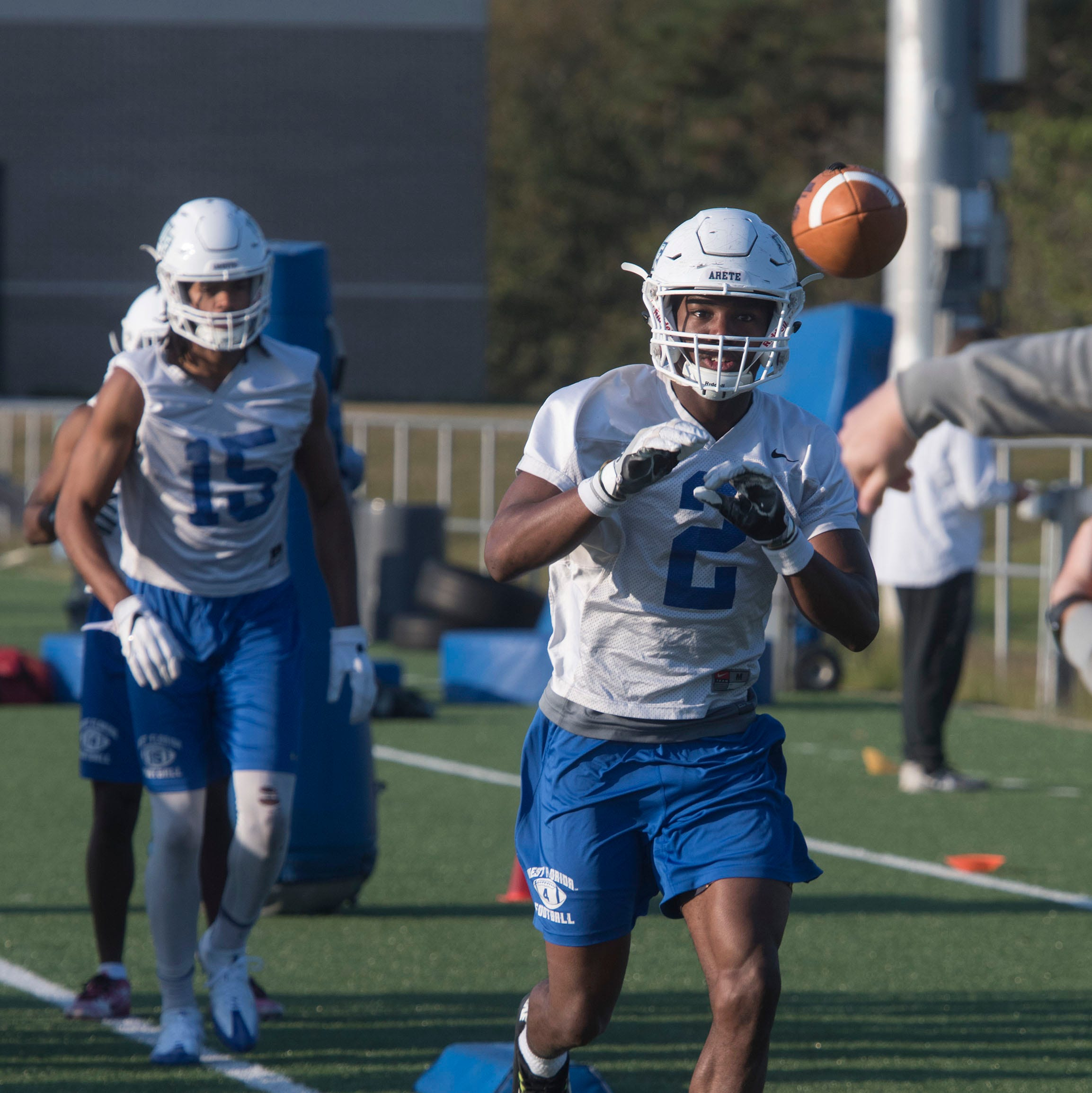 UWF football spring practice: Who's gone, who's new and who's back