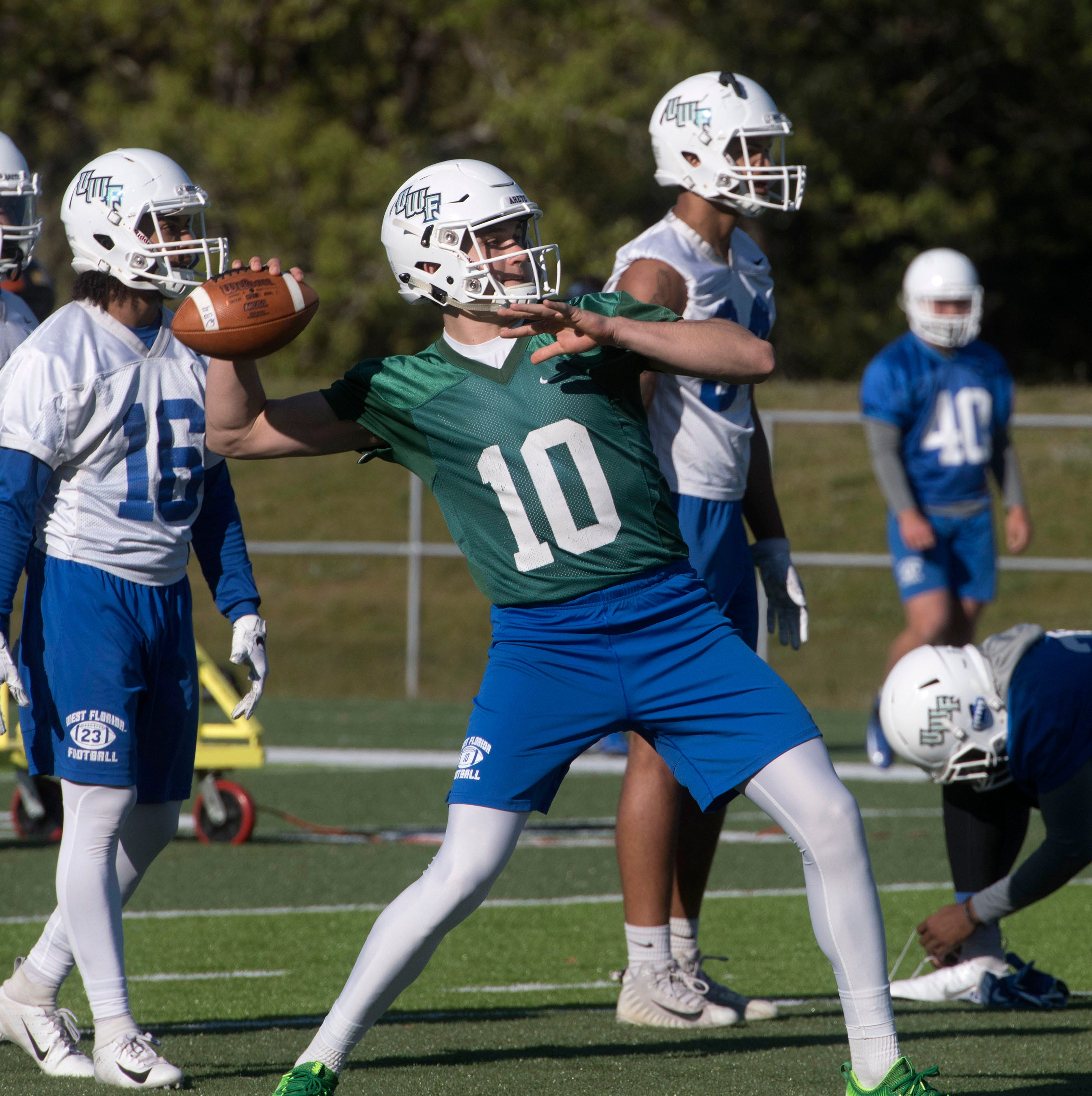 UWF football finds 'No. 1 guy' at quarterback after spring practice