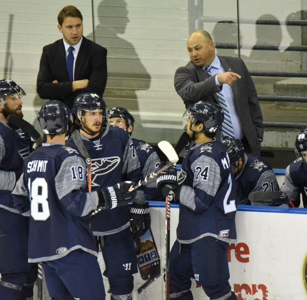 Pensacola Ice Flyers to honor 10-year milestone season with surging team
