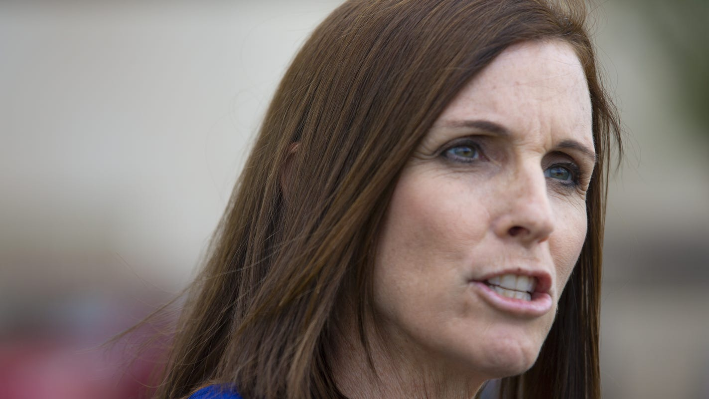 McSally says Reps. Omar and Tlaib 'have been dangerous,' supports Israel's right to keep them out