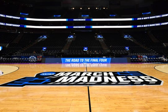 March Madness is here.