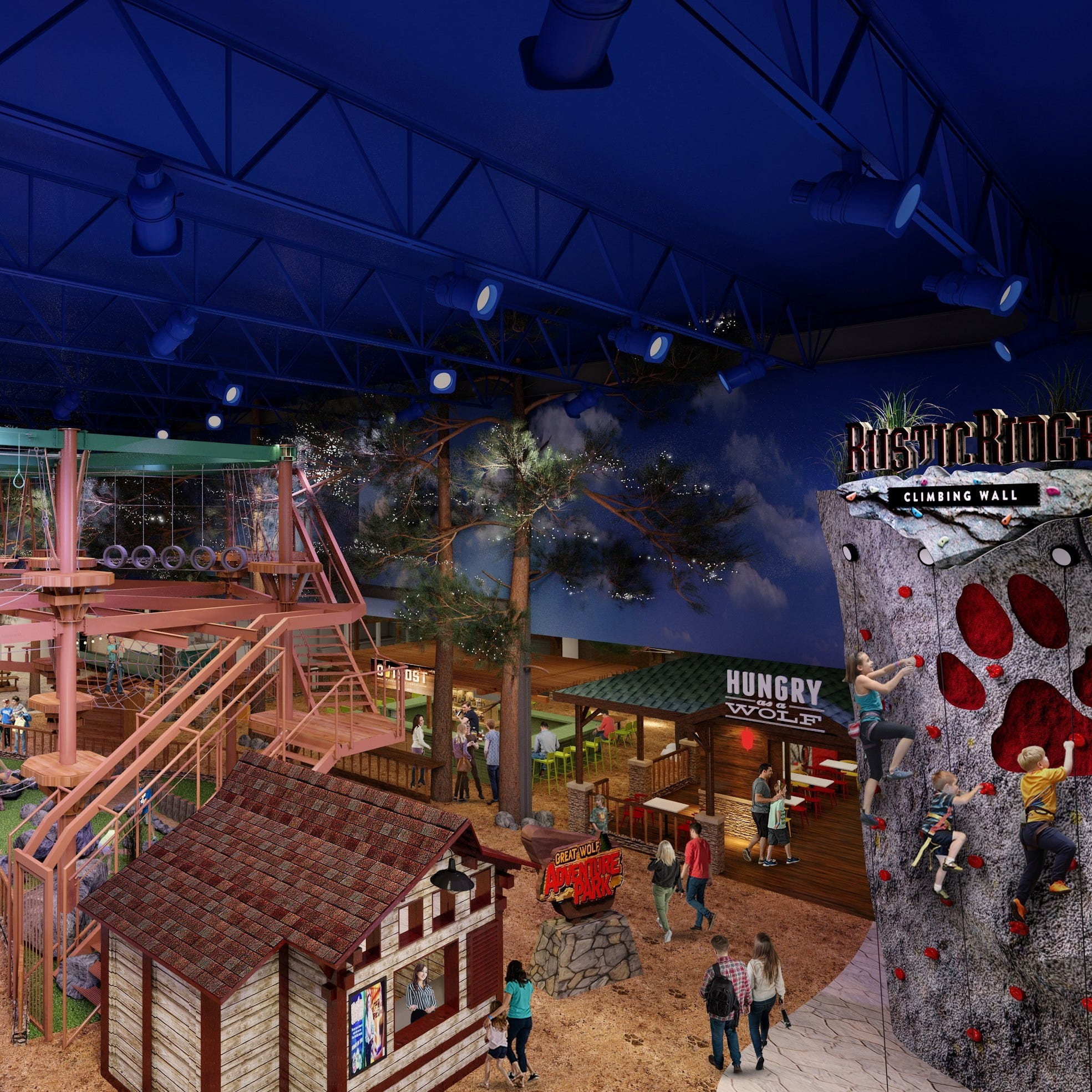 Get 30% off when Great Wolf Lodge near Phoenix opens this fall