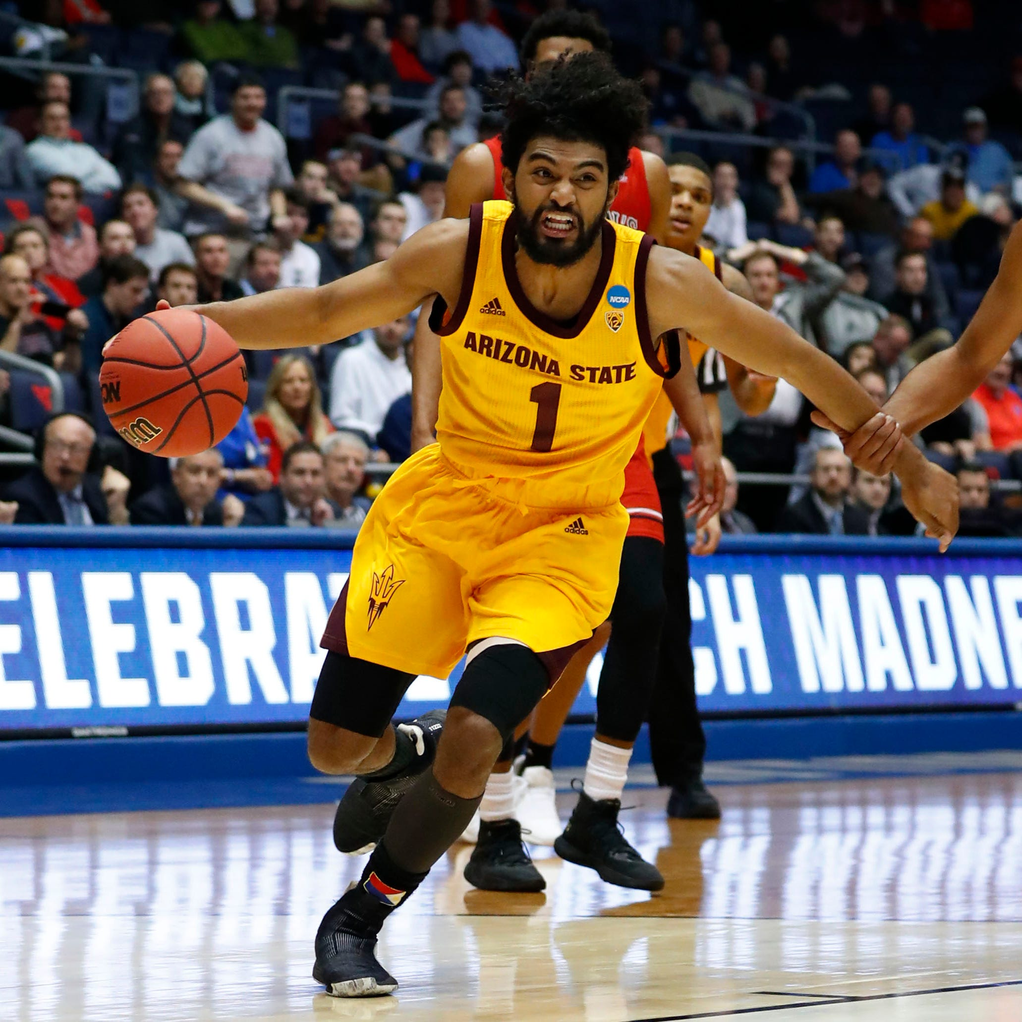 ASU men's basketball to face Buffalo in NCAA Tournament with ailing Remy Martin