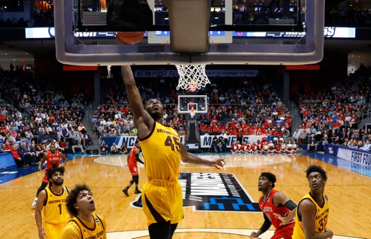 Can Zylan Cheatham and the ASU basketball team advance to the second round of the NCAA Tournament?