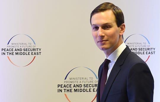Jared Kushner, yerno y asesor de Trump, se reunió con AMLO para tratar temas de relación bilateral.