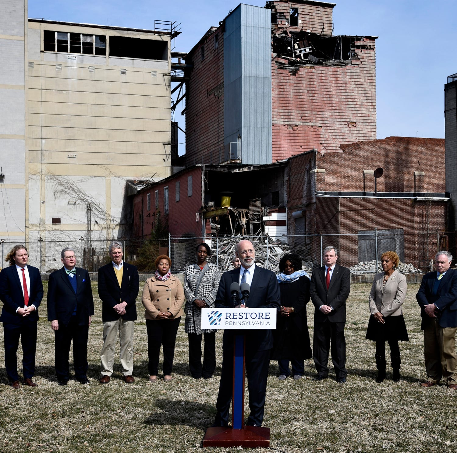 LETTER: Yes, Wolf's Restore Pennsylvania plan is too good to be true